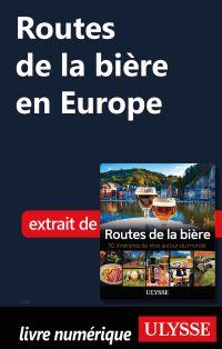 Routes de la bière en Europe