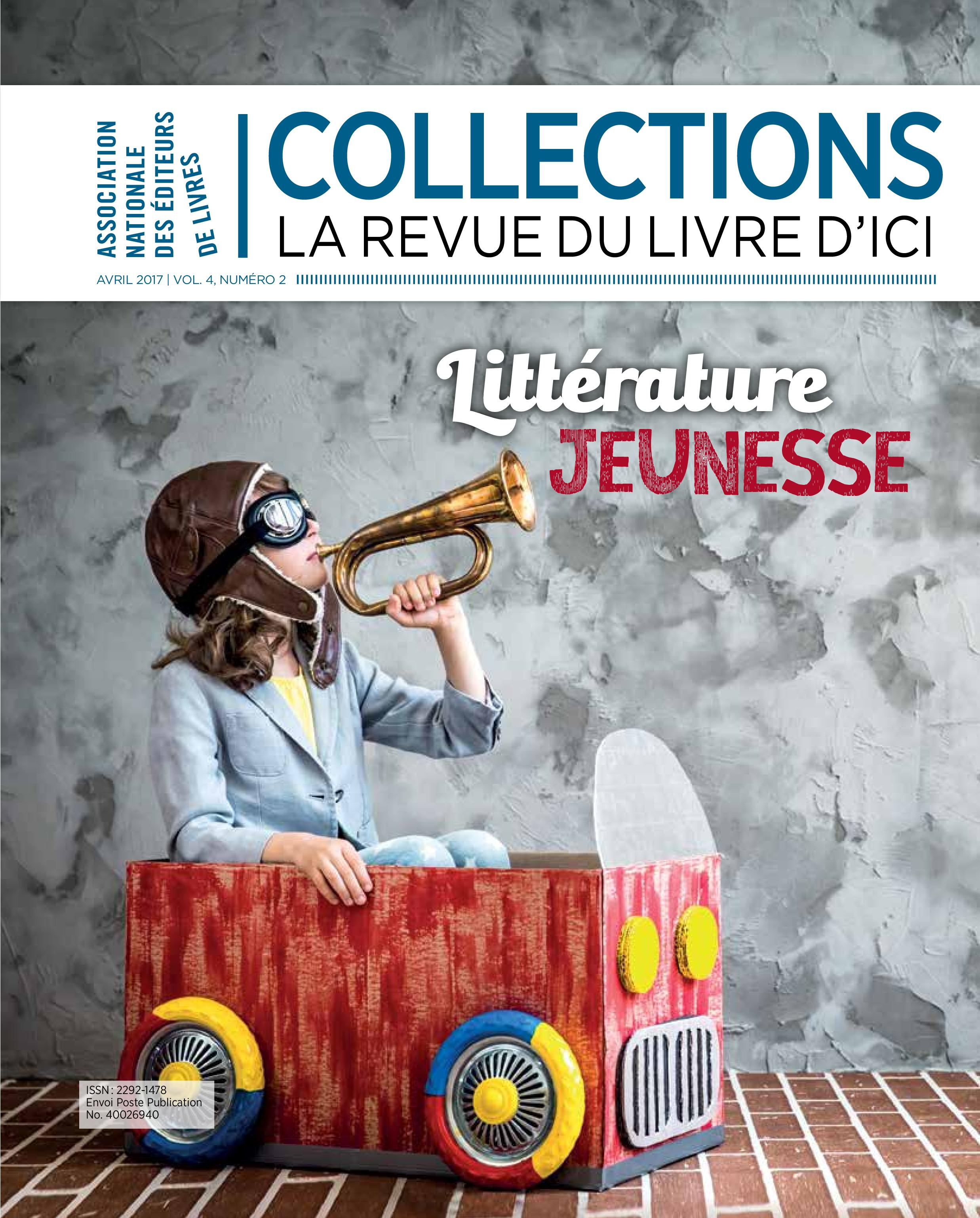 Collections Vol 4, No 2, Littérature jeunesse