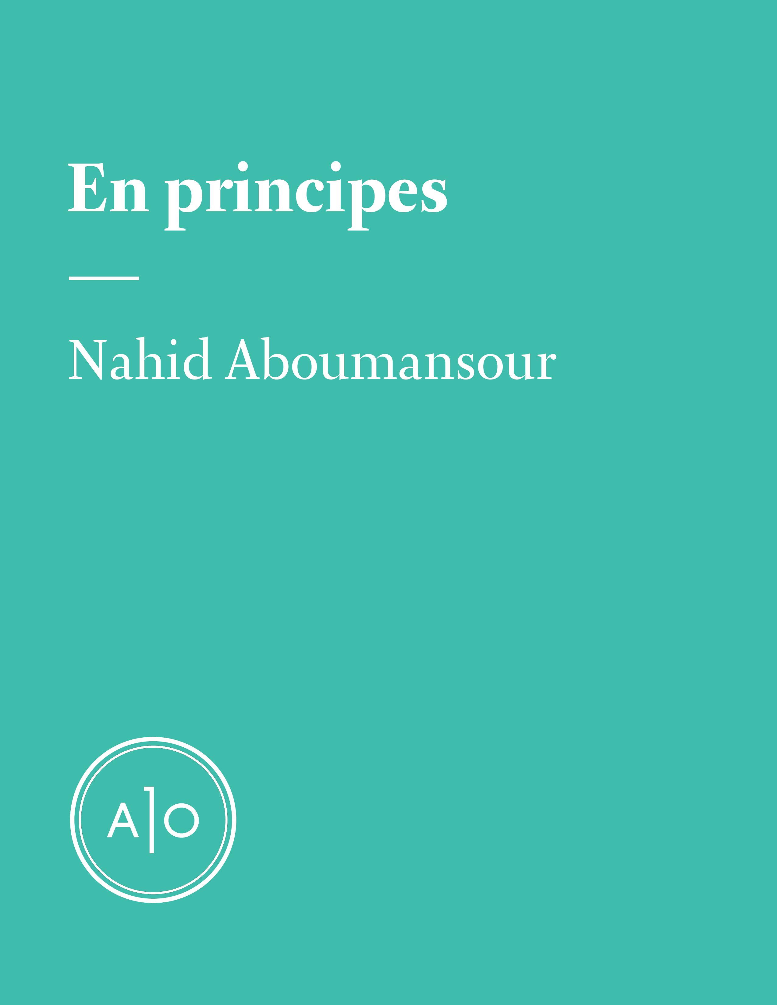 En principes