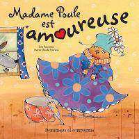 Image de couverture (Madame Poule est amoureuse)