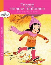 Cover image (Tricoté comme l'automne)
