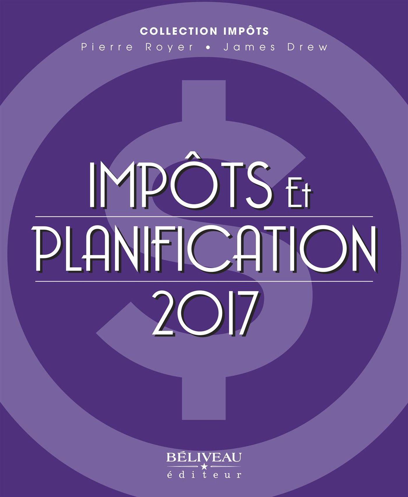 Impôts et planification 2017