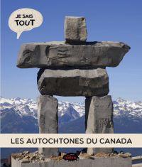 Image de couverture (Je sais tout: Les autochtones du Canada)
