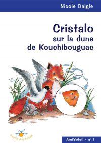 Cristalo sur la dune de Kouchibouguac