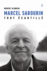 Marcel Sabourin, tout écartillé