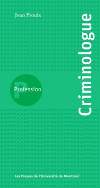 Profession criminologue