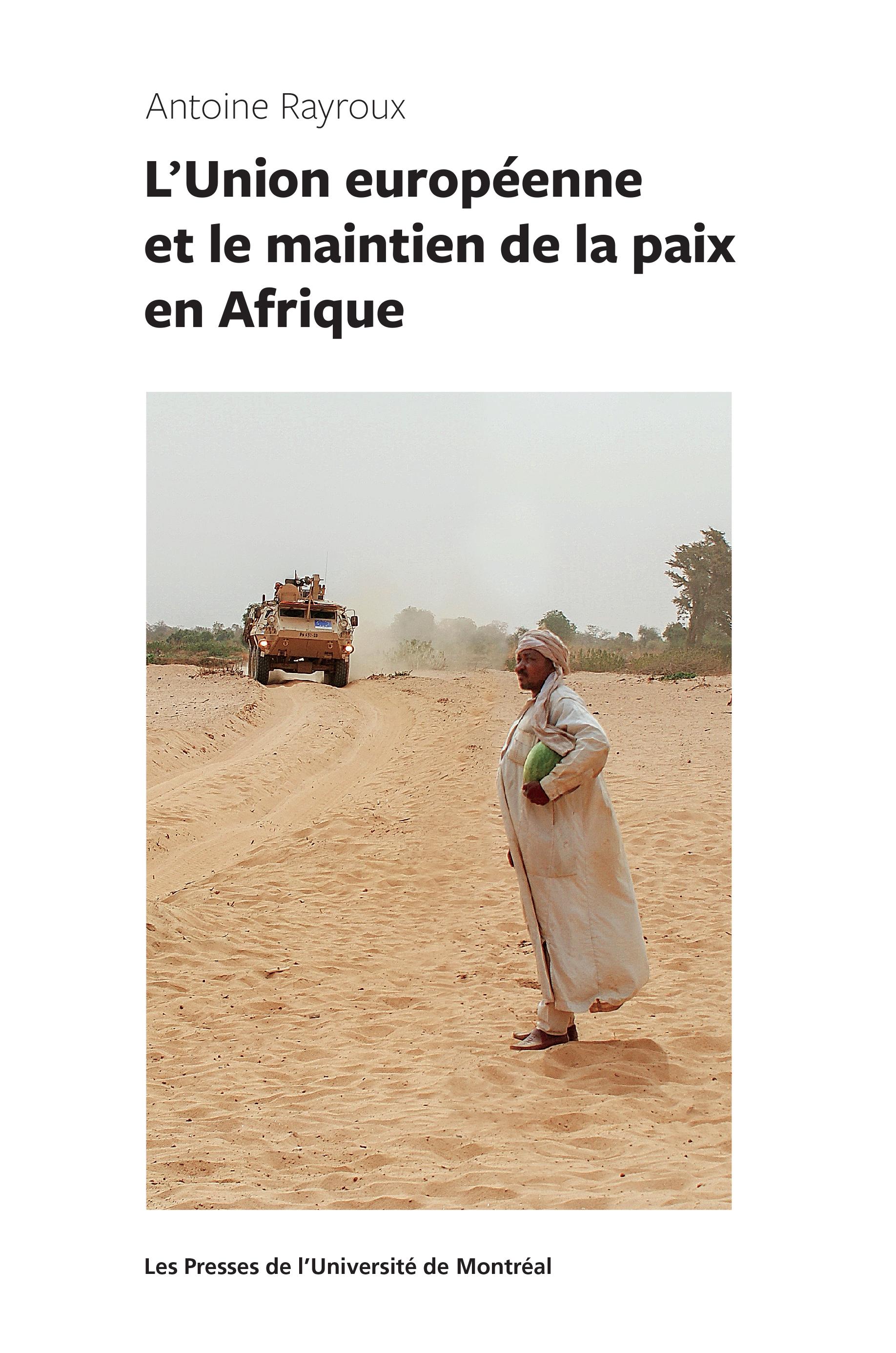 L'Union européenne et le maintien de la paix en Afrique
