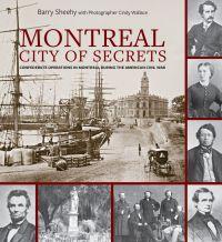 Image de couverture (Montreal, City of Secrets)