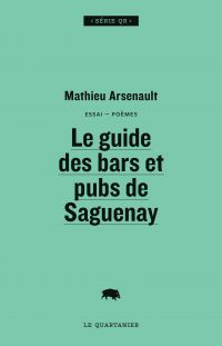 Image de couverture (Le guide des bars et pubs de Saguenay)