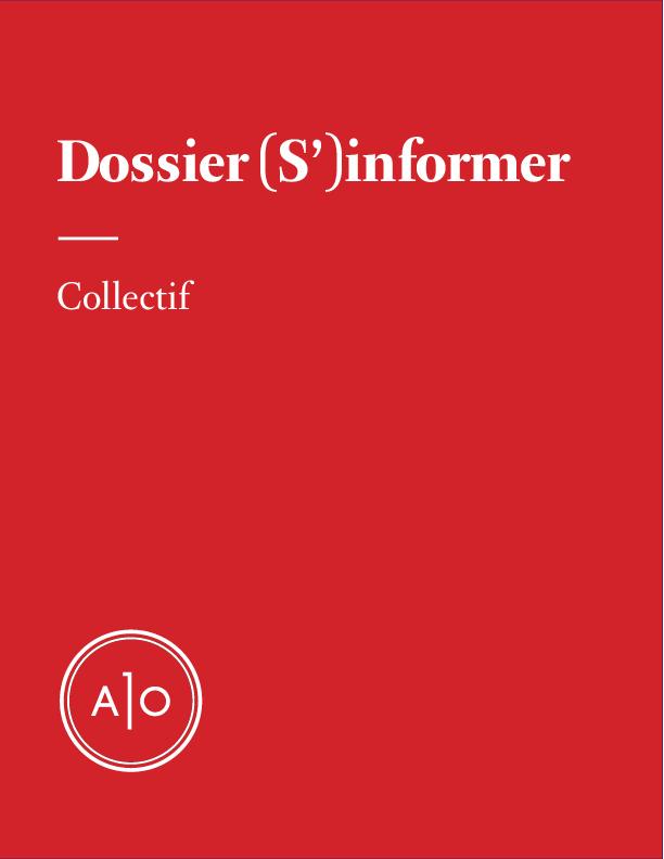 Dossier (S')informer