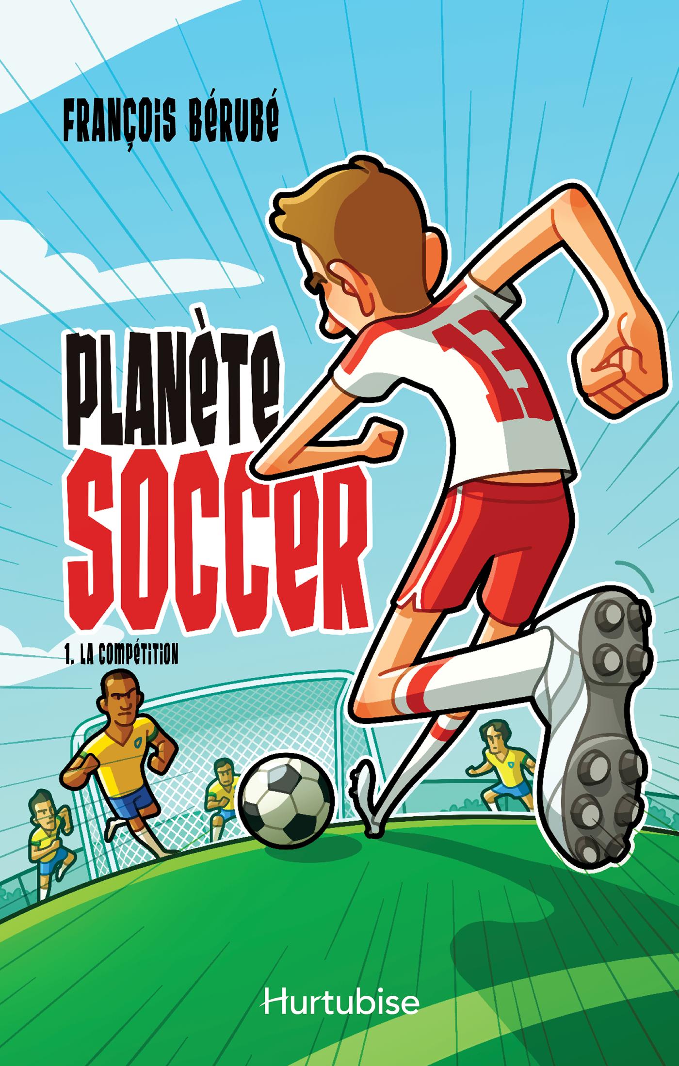 Planète soccer T1 - La compétition
