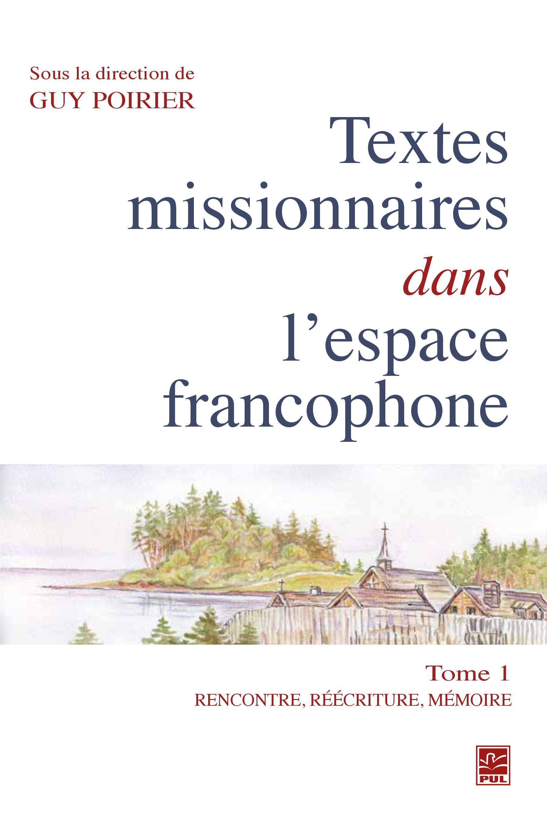 Textes missionnaires dans l...
