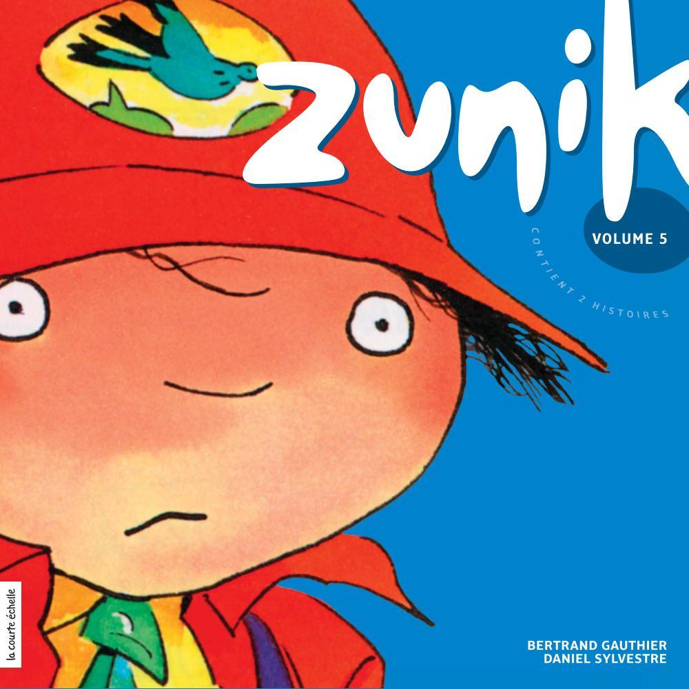 Zunik, volume 5