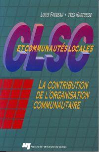 CLSC et communautés locales