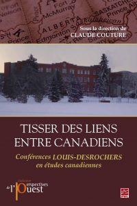Image de couverture (Tisser des liens entre Canadiens)
