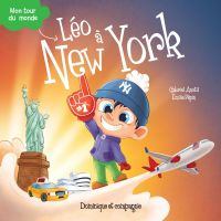 Léo à New York