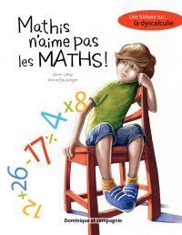 Image de couverture (Mathis n'aime pas les maths)