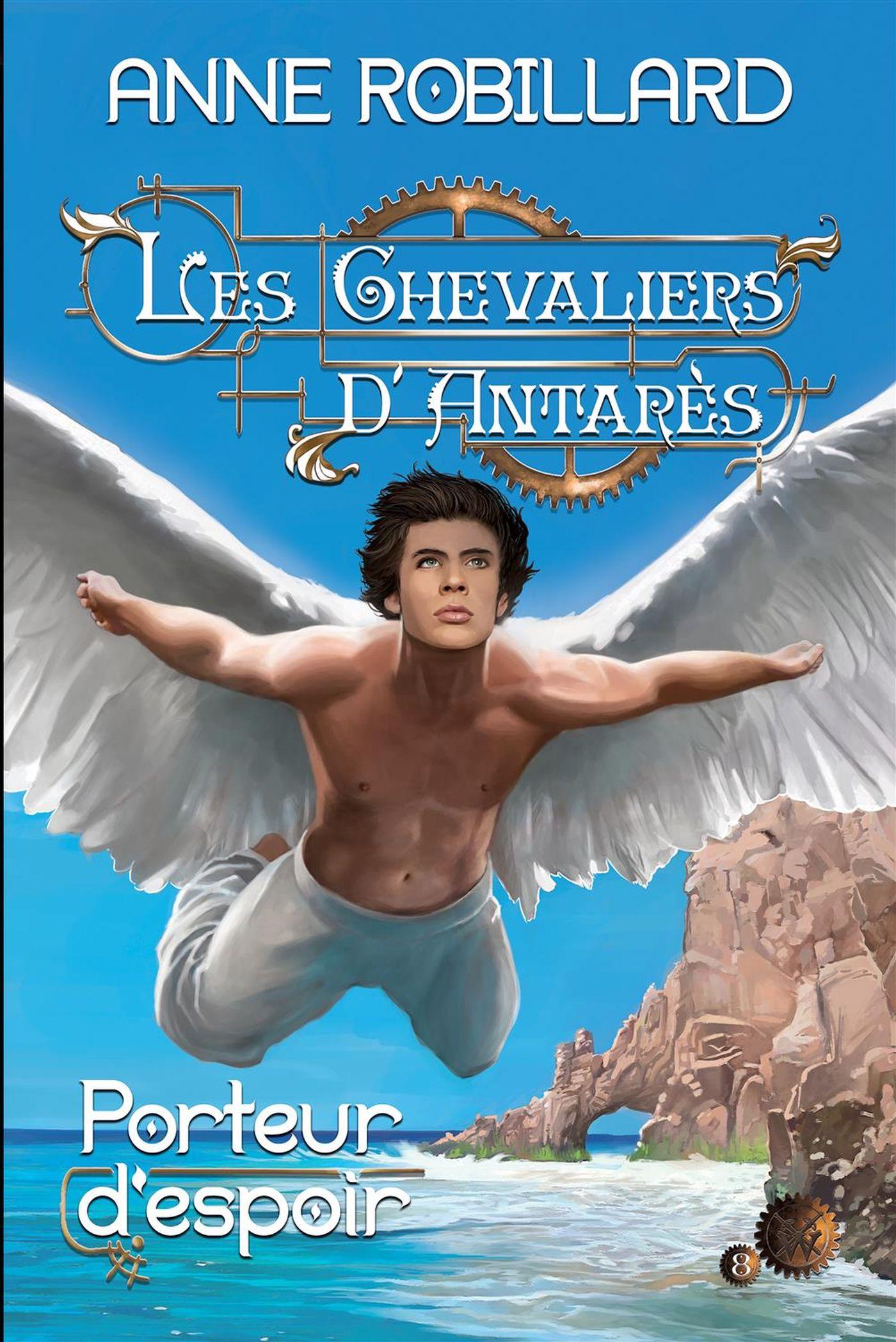 Les Chevaliers d'Antarès 08...