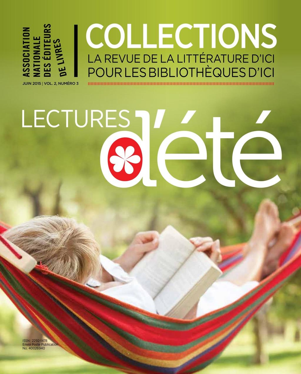Collections Vol 2, No 3, Lectures d'été