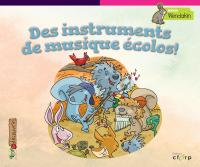 Des instruments de musique ...