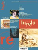 Lurelu. Vol. 40 No. 3, Hive...