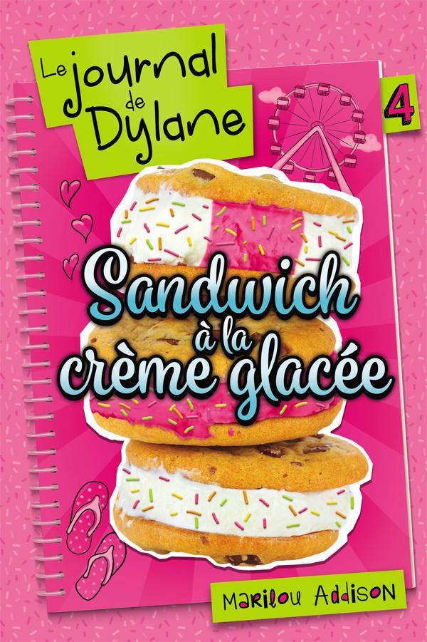 Sandwich à la crème glacée