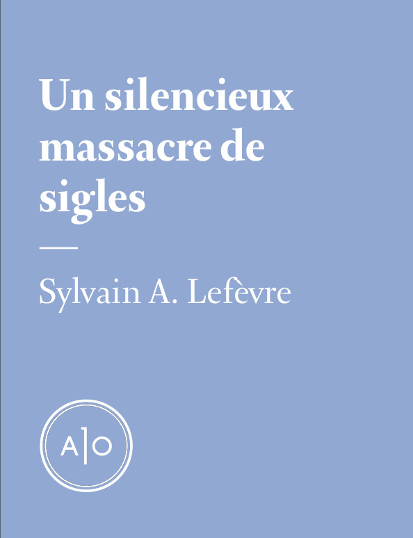 Un silencieux massacre de s...