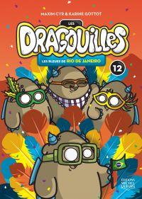 Image de couverture (Les dragouilles 12 - Les bleues de Rio de Janeiro)