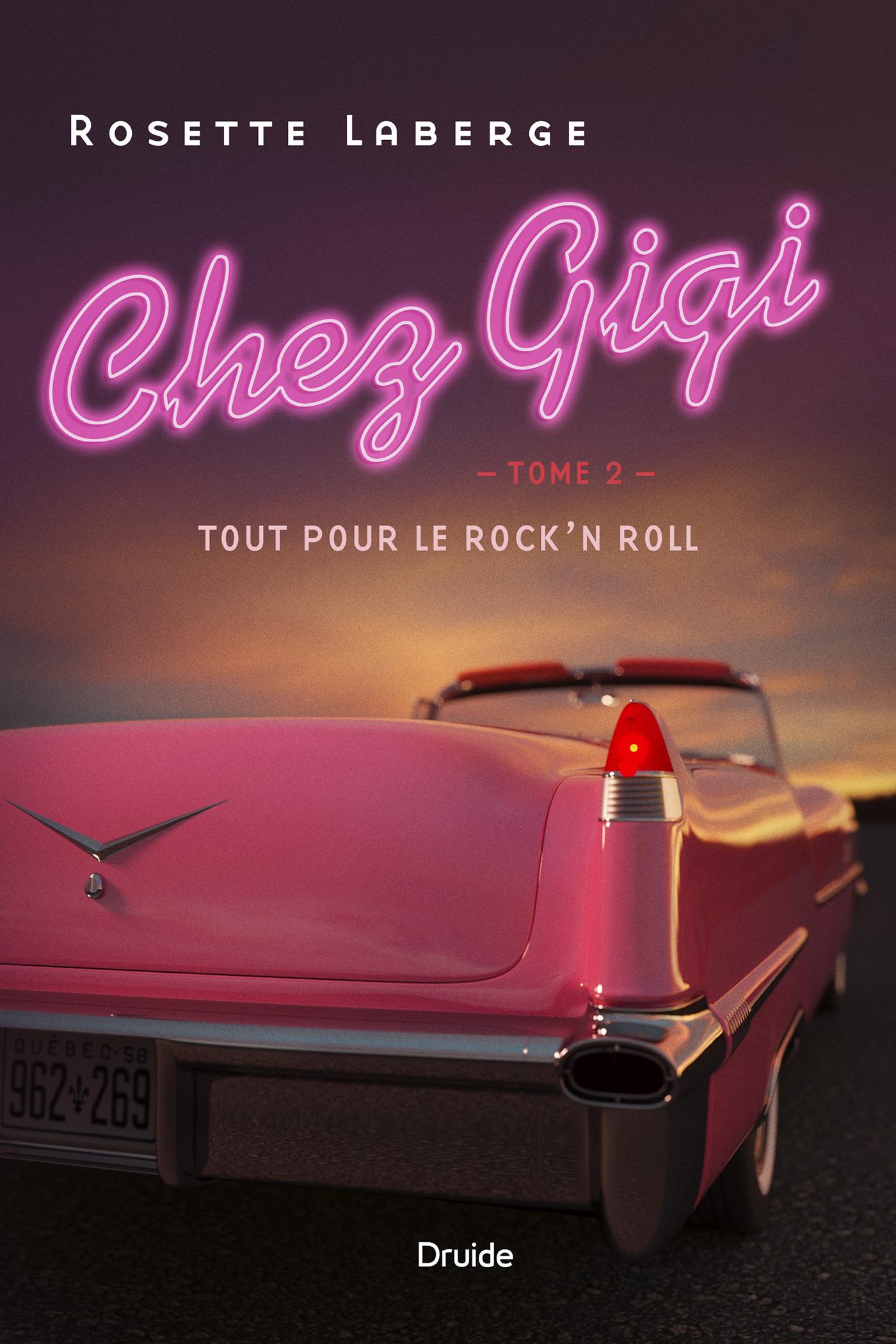 Chez Gigi - Tout pour le rock'n roll