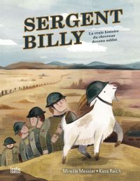 Cover image (Sergent Billy)