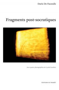 Fragments post-socratiques