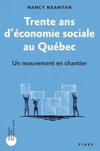 Image de couverture (Trente ans d'économie sociale au Québec)
