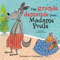 Image de couverture (Une grande demande pour Madame Poule)