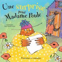 Image de couverture (Une surprise pour Madame Poule)