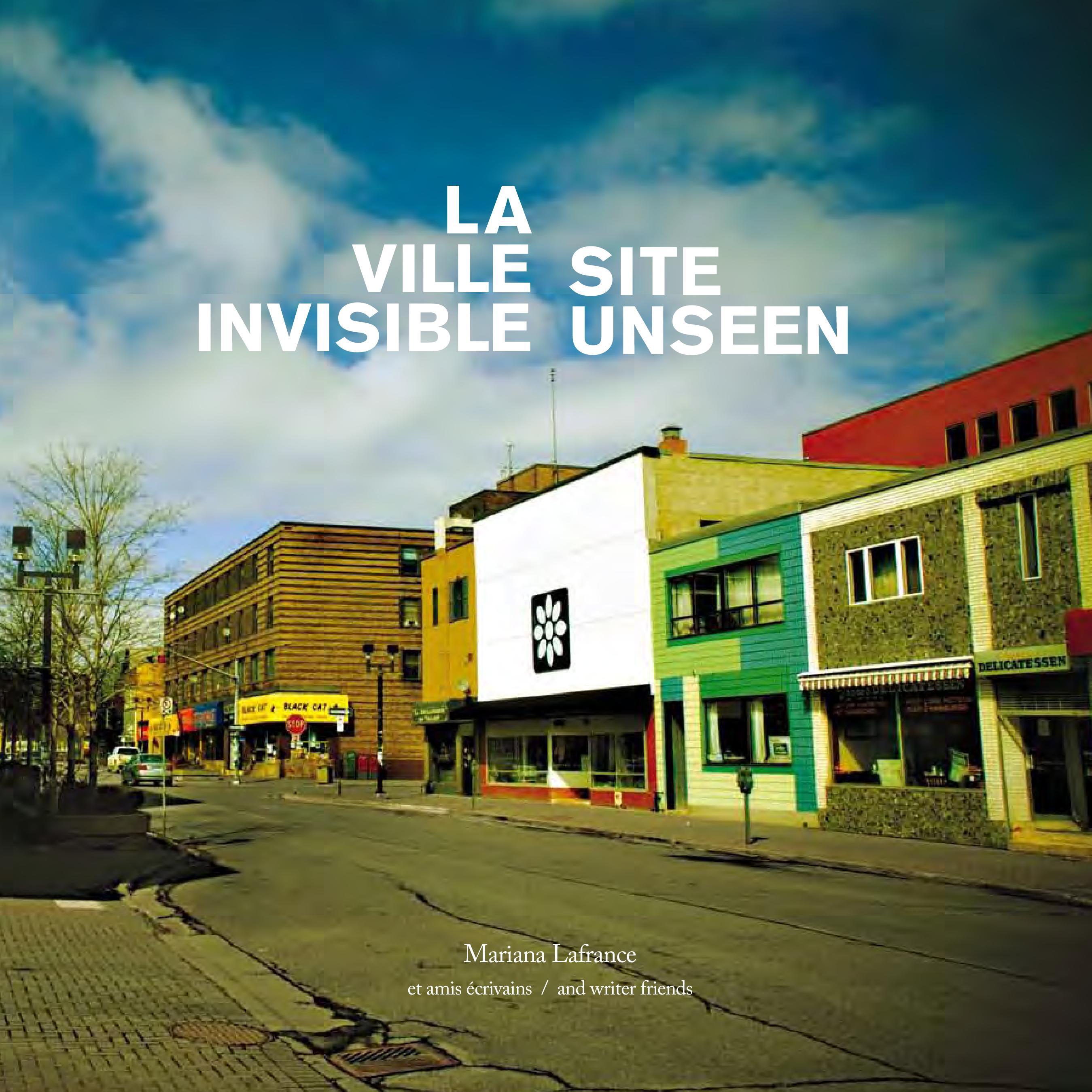 La Ville invisible / Site Unseen