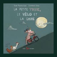 Cover image (La petite truie, le vélo et la lune)