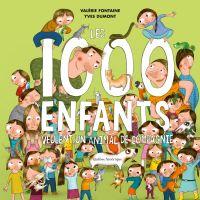 Image de couverture (Les 1000 enfants veulent un animal de compagnie)