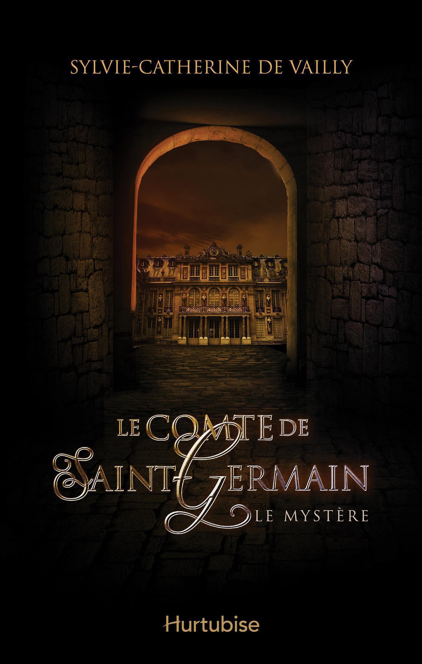 Le comte de Saint-Germain T1, Le mystère