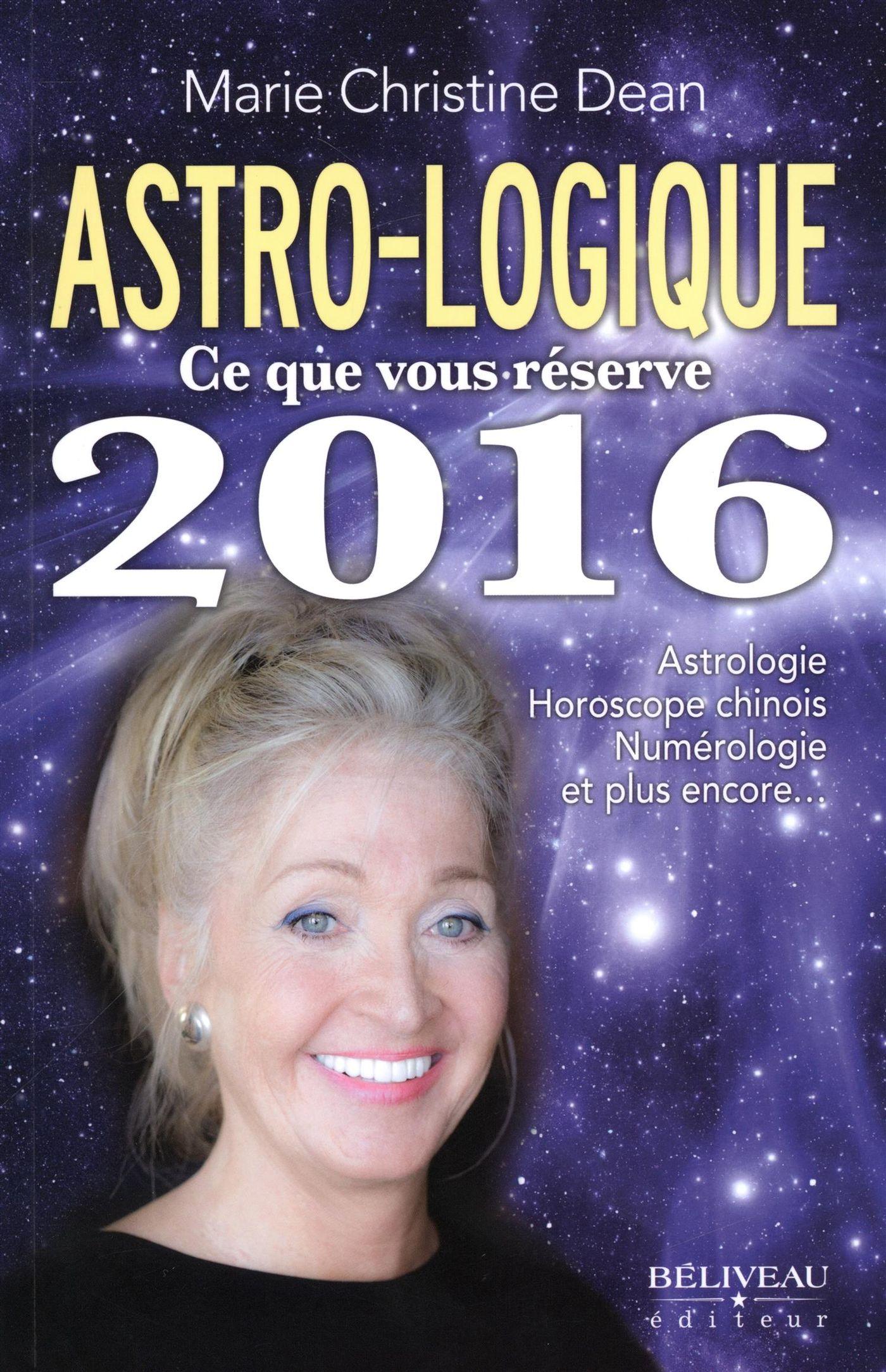 Astro-logique  Ce que vous réserve 2016