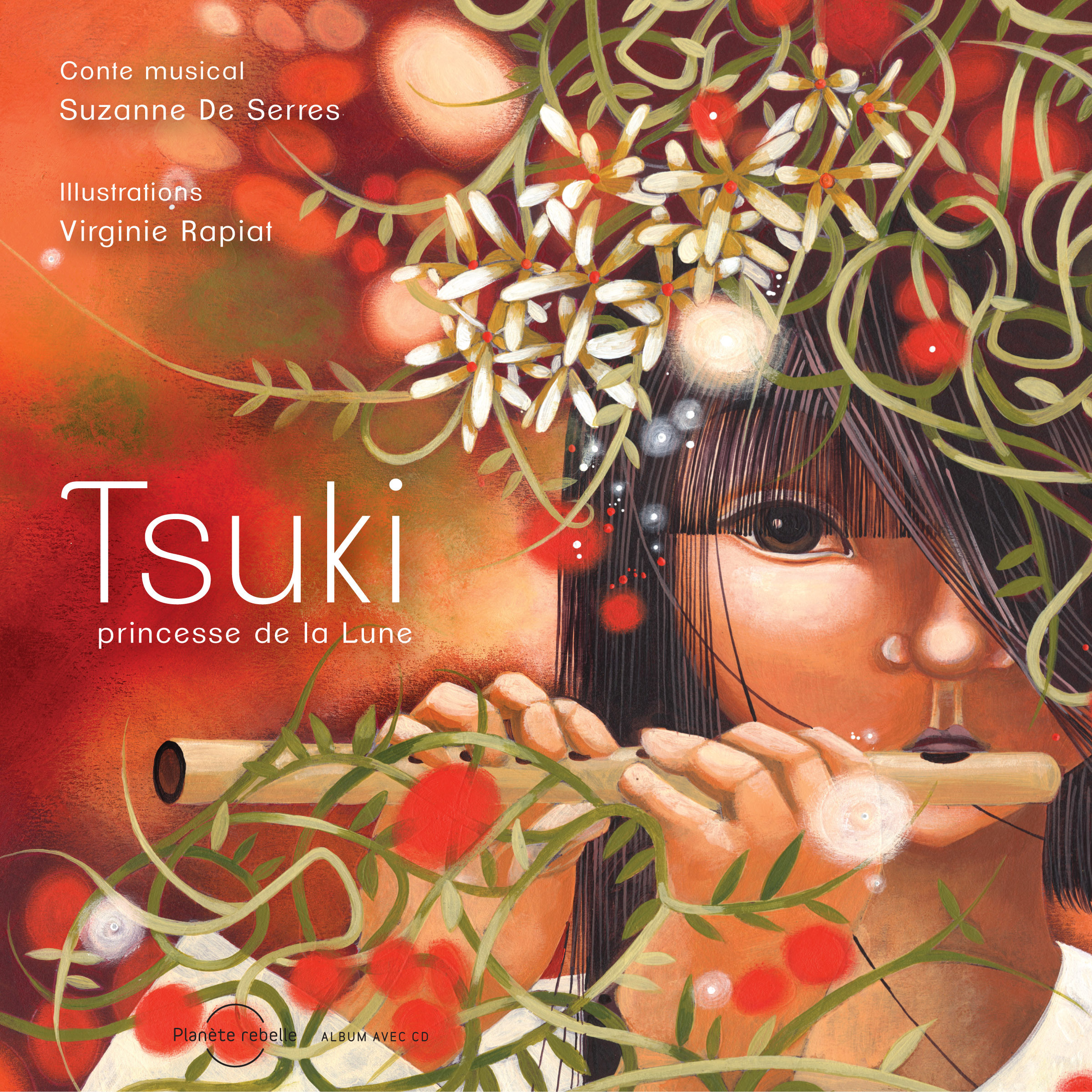 Tsuki, princesse de la Lune