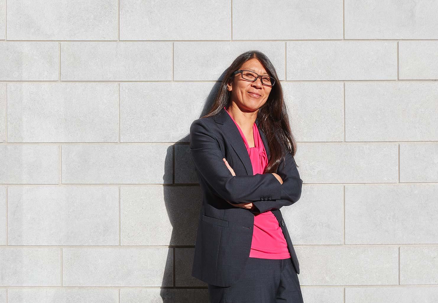 En principes: Joanne Liu