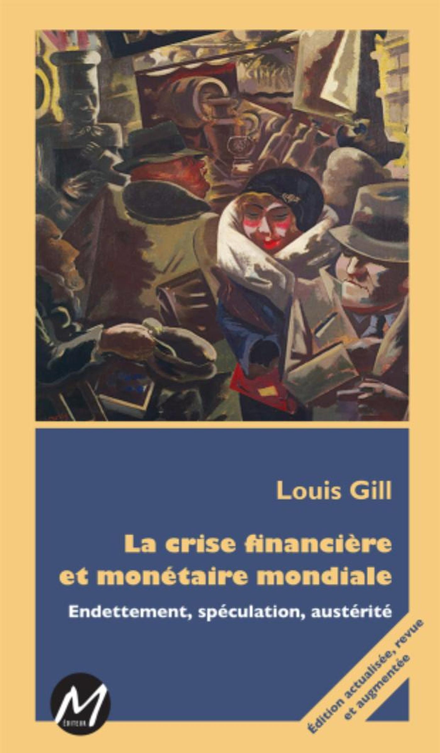 La crise financière et moné...