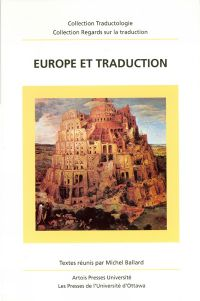 Europe et traduction