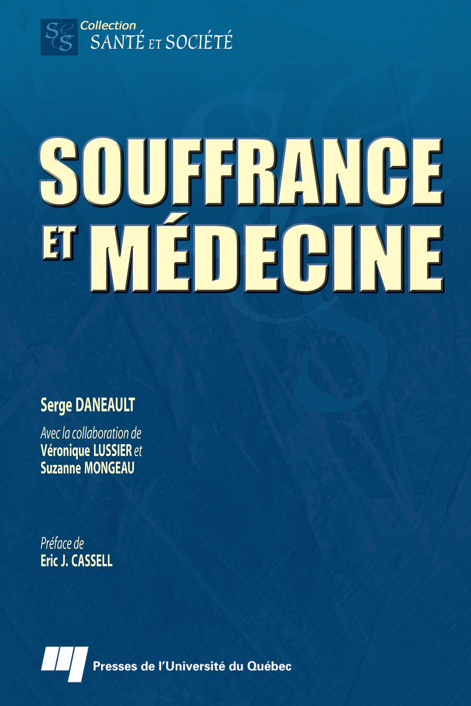 Souffrance et médecine