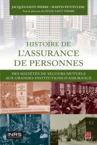 Histoire de l'assurance de personnes