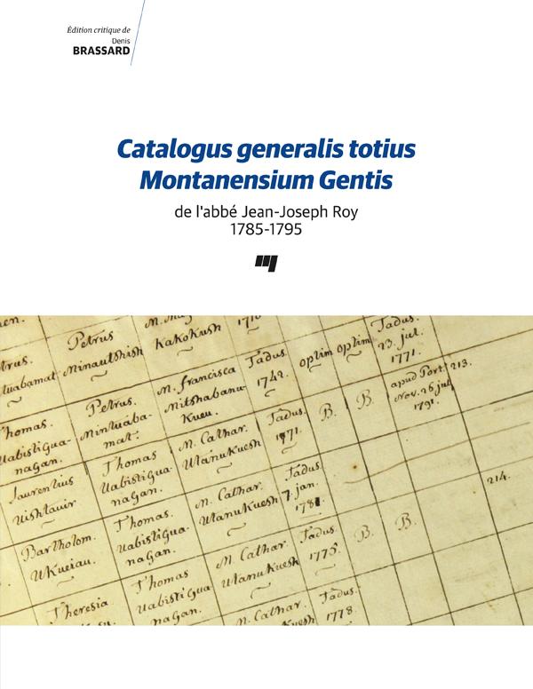 Catalogus generalis totius ...