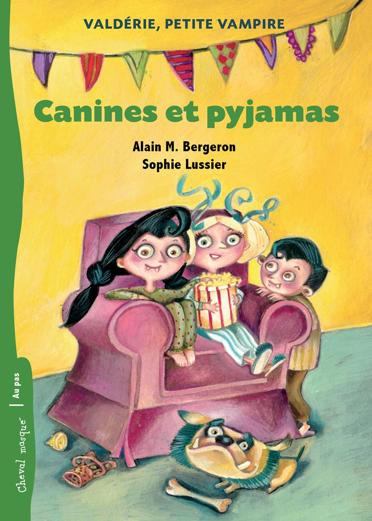 Canines et pyjamas