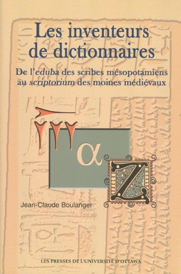Les Inventeurs de dictionna...