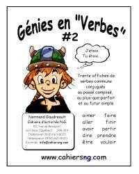 Génies en verbes # 2