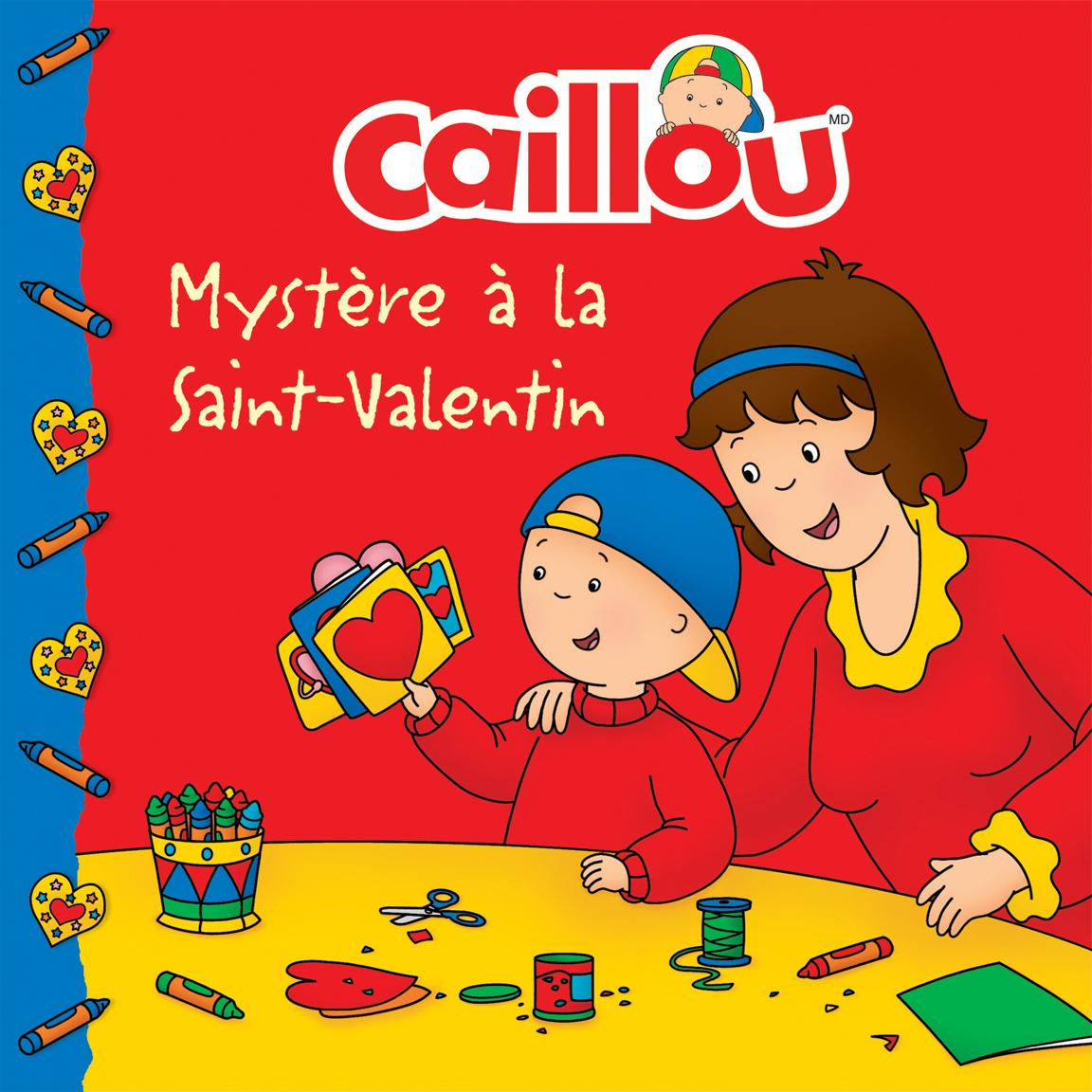 Caillou, Mystère à la Saint-Valentin